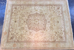 Oriental 8 x 10 Red Rug #3064