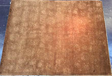 Load image into Gallery viewer, Contemporary 8 x 10 Gold Discount Rug #70676
