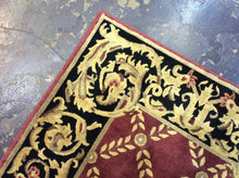 Load image into Gallery viewer, Traditional 4 x 6 Red Rug #17721