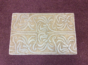 2 x 3 India Contemporary Beige #70431