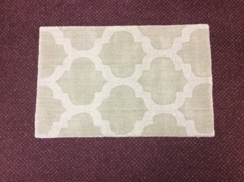 2 x 3 India Contemporary Beige #68525
