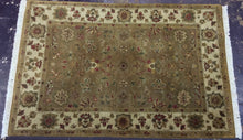 Load image into Gallery viewer, 4 x 6 India Traditional Brown #71789