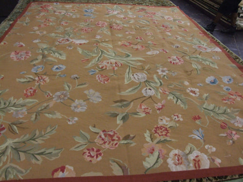 Tapestry 8 x 10 Brown Rug #20109