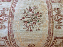 Load image into Gallery viewer, Traditional 9 x 12 Brown, Ivory Rug #9859