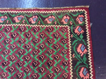 Load image into Gallery viewer, Kilim 5 x 7 Red Rug #25412