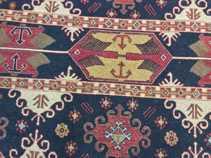 Kilim 9 x 9 Multi-Color Rug #57964