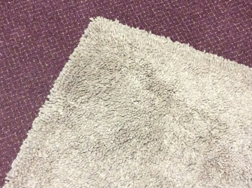 Contemporary 2 x 3 Taupe Rug #61321