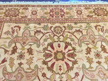 Load image into Gallery viewer, Oriental 9 x 12 Gold Rug #10826