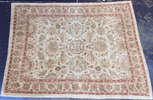 Load image into Gallery viewer, Oriental 9 x 12 Brown Rug #50710