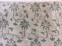Load image into Gallery viewer, Contemporary 6 x 9 Beige Discount Rug #50641