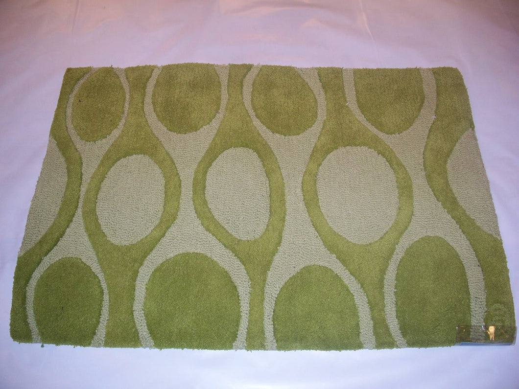 Traditional 2 x 3 Green Rug #46916