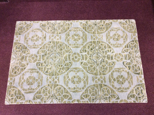 Contemporary 4 x 6 India Green #67661