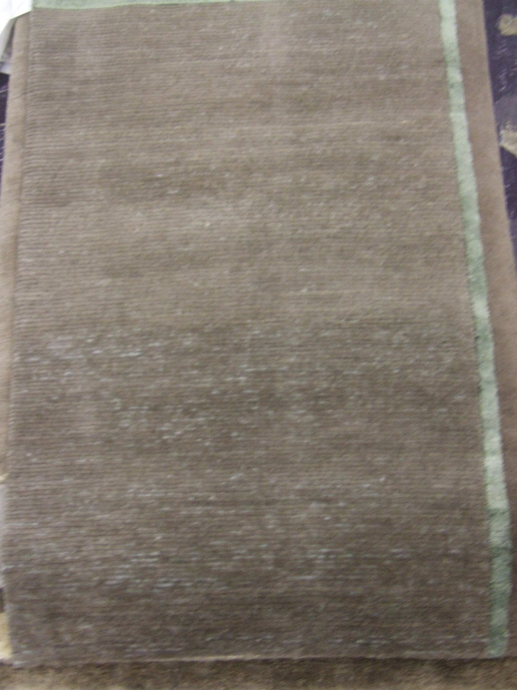Contemporary 2 x 3 Brown Discount Rug #48825