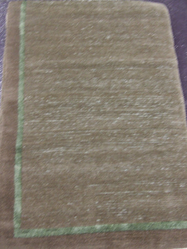 Contemporary 2 x 3 Brown Discount Rug #48874