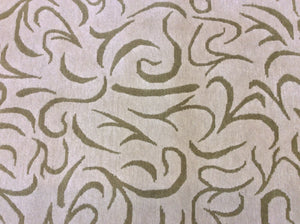 Contemporary 4 x 6 Beige Discount Rug #7326