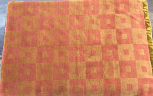 Contemporary 6 x 9 Red Brown Discount Rug #5686