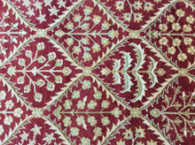 Load image into Gallery viewer, Oriental 9 x 12 Red Rug #52837