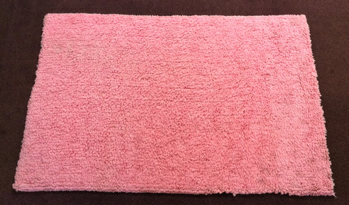 5 x 8 India Contemporary Pink #68853