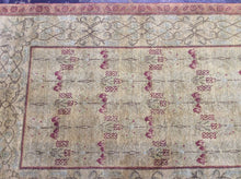 Load image into Gallery viewer, Contemporary 4 x 6 Brown Discount Rug #19970