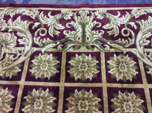 Load image into Gallery viewer, Traditional 8 x 10 Brown, Red Rug #50725