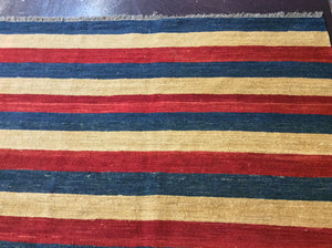 Kilim 8 x 10 Multi-Color Rug #8582