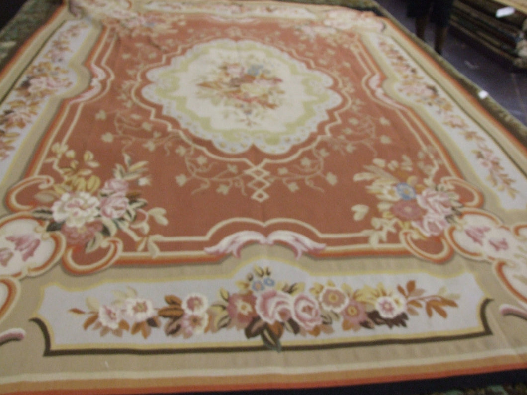 Tapestry 8 x 10 Rust Rug #8029