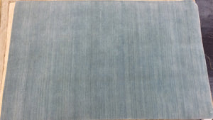 5 x 8 India Contemporary Blue #67811