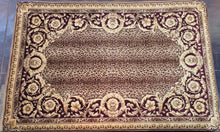 Load image into Gallery viewer, Oriental 6 x 9 Gold Rug #51059