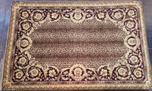 Load image into Gallery viewer, Traditional 6 x 9 Gold Rug #51059
