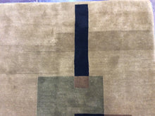 Load image into Gallery viewer, Contemporary 5 x 8 Beige Discount Rug #25788