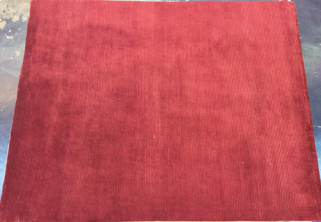 Contemporary 8 x 10 Red Discount Rug #70565