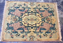 Load image into Gallery viewer, Traditional 8 x 10 Gold Rug #50991