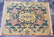 Load image into Gallery viewer, Oriental 8 x 10 Gold Rug #50991