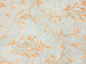 2 x 3 India Contemporary Beige Orange #70400