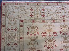 Load image into Gallery viewer, Oriental 8 x 10 Ivory Rug #10732