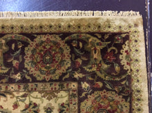 Load image into Gallery viewer, Oriental 9 x 12 Gold Rug #11973