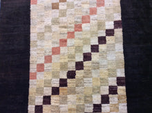 Load image into Gallery viewer, Contemporary 3 x 10 Multi-Color Rug #15446
