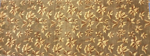 Contemporary 3 x 8 Brown Discount Rug #51173