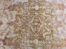 Load image into Gallery viewer, Traditional 9 x 12 Beige Rug #491