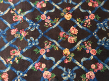 Load image into Gallery viewer, Traditional 6 x 9 Blue Rug #51013