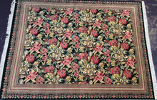 Load image into Gallery viewer, Oriental 9 x 12 Multi-Color Rug #7770