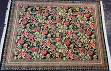 Load image into Gallery viewer, Traditional 9 x 12 Multi-Color Rug #7770