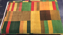 Load image into Gallery viewer, Contemporary 6 x 9 Multi-Color Rug #19298