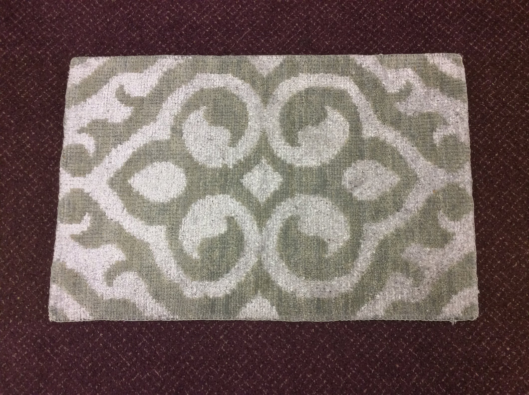 2 x 3 India Contemporary Green #70377
