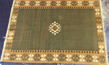 Load image into Gallery viewer, Kilim 6 x 8 Green Rug #6320
