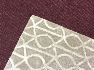 2 x 3 India Contemporary Grey #68487