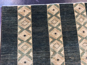 Contemporary 8 x 10 Brown  Rug #17563