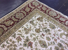 Load image into Gallery viewer, Traditional 12 x 15 Red, Ivory Rug #46125