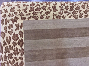 Contemporary 10 x10 Brown Discount Rug #51087