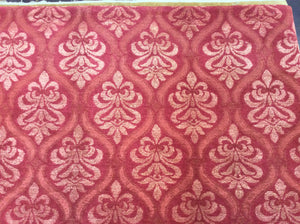Contemporary 6 x 9 Red Discount Rug #51049